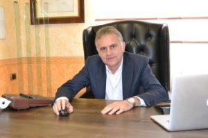 Fabio Manara, Presidente Compag
