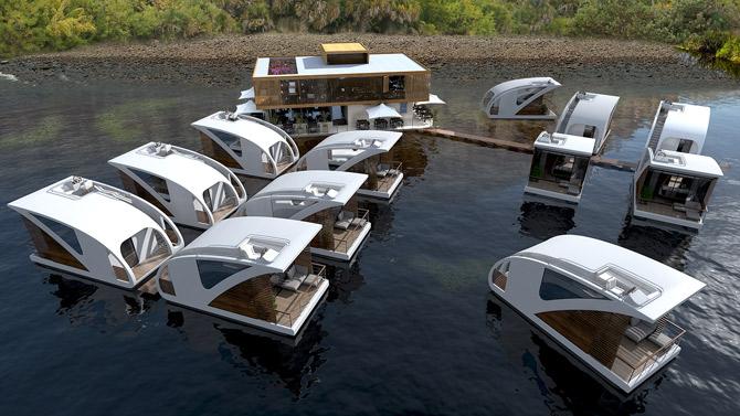 hotel-galleggiante