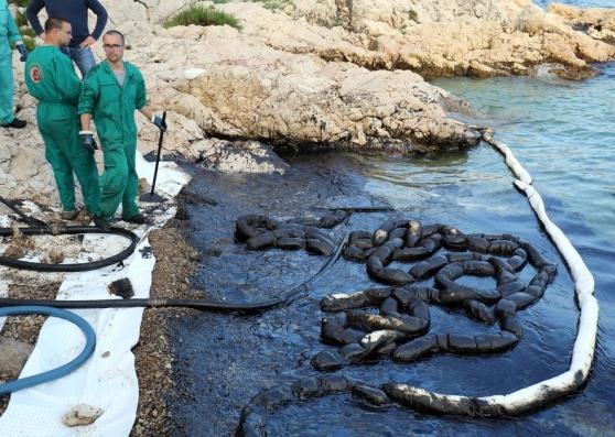 Kostrena Croazia_incidente petrolio
