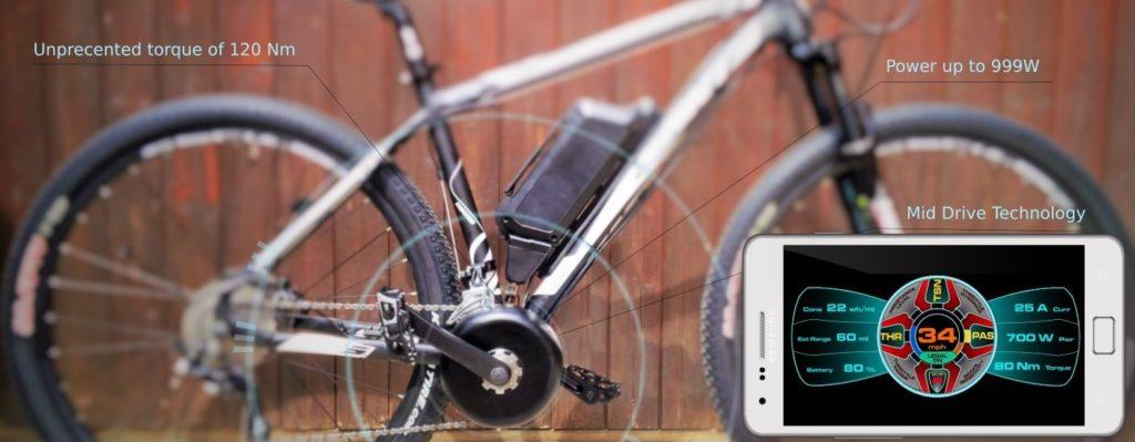 Bikee Bike ebike -BioEcoGeo