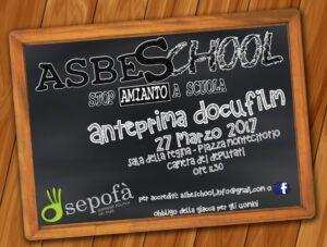 Asbeschool_Stop Amianto a Scuola_bioecogeo