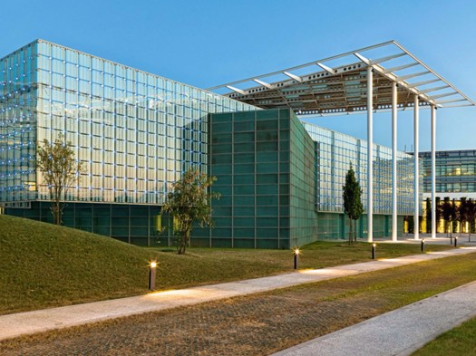 The new Energy Park, Milano