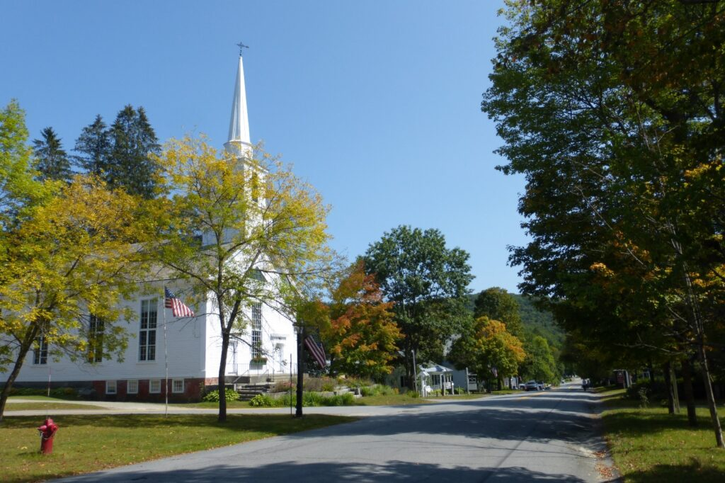 New England, Grafton Vermont