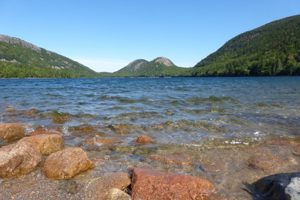 New_England_Jordan Pond – Acadia National Park