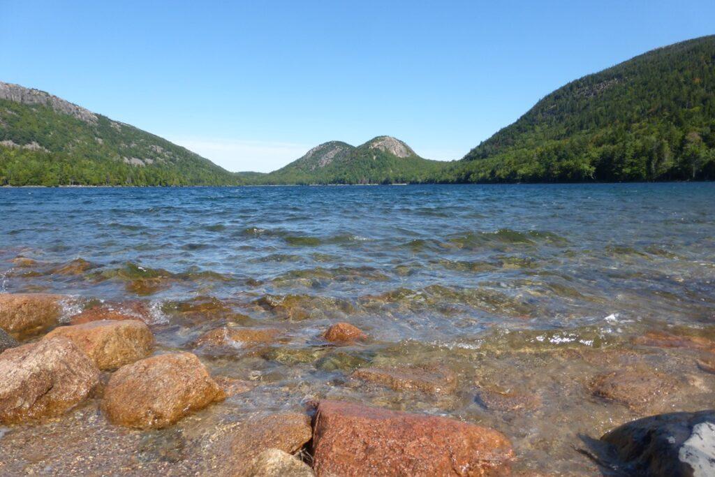 New_England_Jordan Pond – Acadia National Park