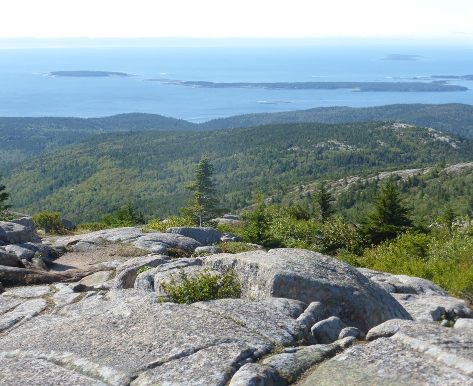 New England, Mount Cadillac (Acadia National Park)