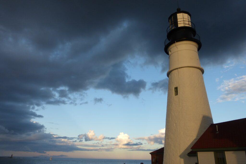 New England, Porth Elisabeth – Maine