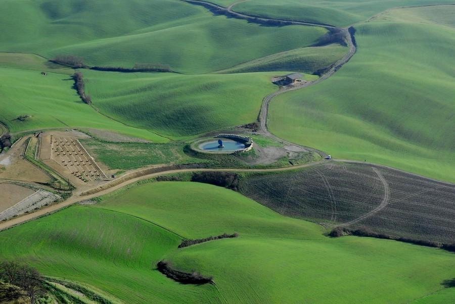 Lajatico, Andrea Bocelli's Theatre Of Silence
