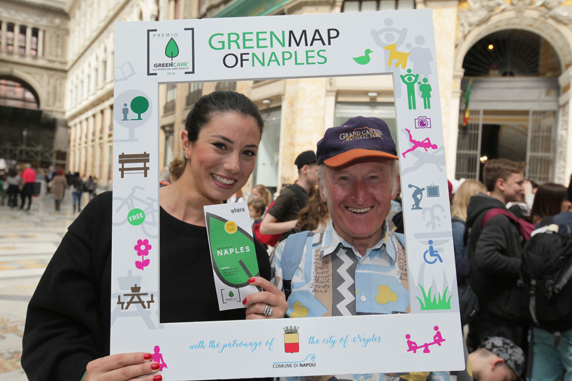 BioEcoGeo_Green Map of Naples