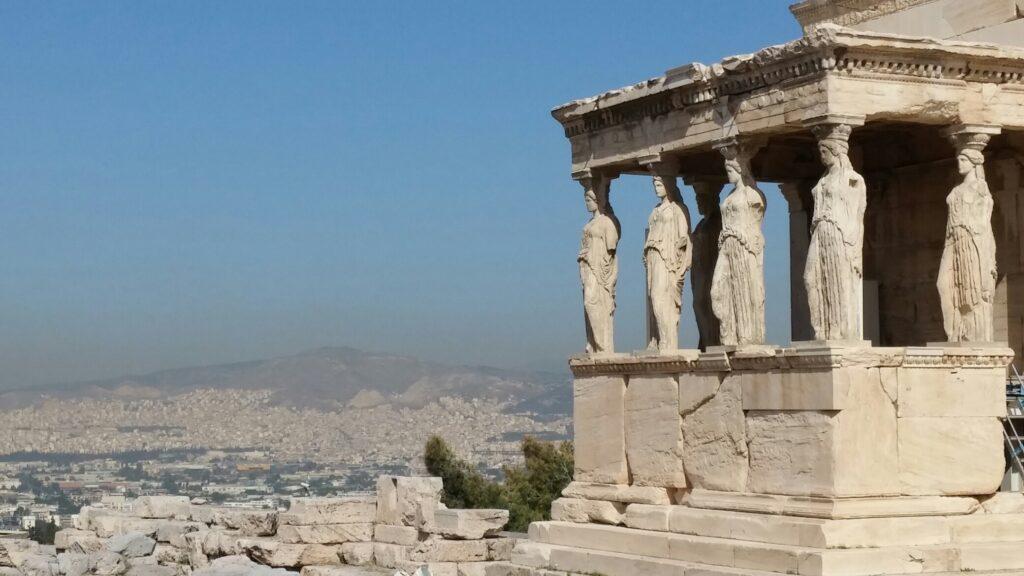 L'Eretteosull'Acropoli
