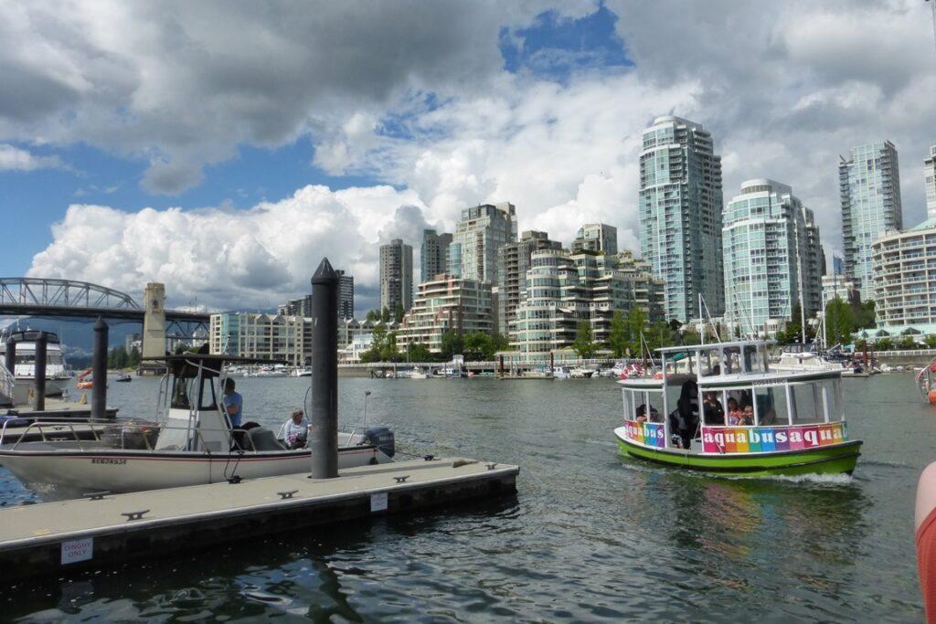 BioEcoGeo_Vancouver - Granville Island