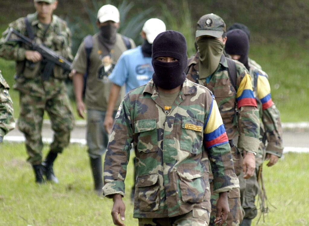 COLOMBIA - CONFLICTO