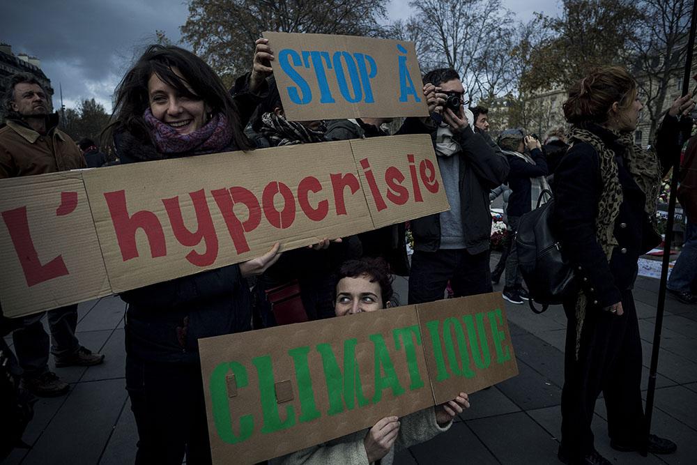 Stop all'iipocrisia climatica