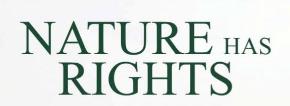 NatureHasRights
