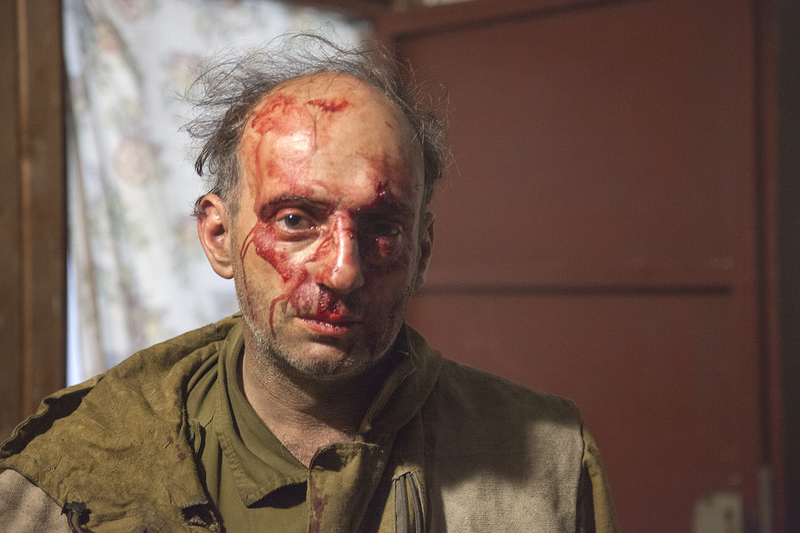 On the night of the 8th to 9th of September, the Greenpeace Russia firefighting team were attacked in their camp in the South of Russia by eight armed men. A Greenpeace Russia staff member, Michael Kreindlin, had suffered a broken nose and a concussion whilst a volunteer from the Trans-Baikal Territory, Andrey Polomoshnov, likely sustained a rib fracture. They were administered medical assistance. The attackers had sliced through tents, damaged vehicles, threw a stun grenade in one of the cars, and stole valuable equipment.