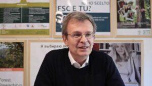 BioEcoGeo_Davide Pettenella, Presidente di FSC