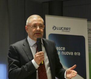 Massimo Pasquini, AD Lucart