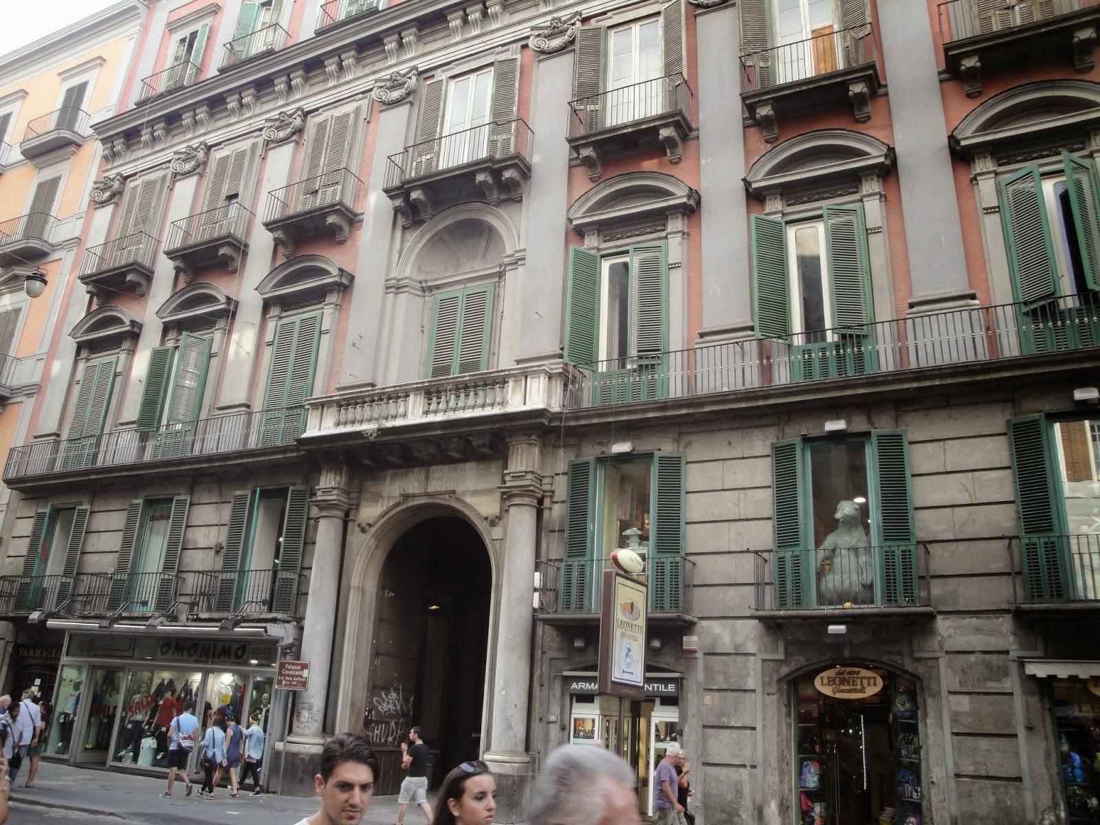 BioEcoGeo_Palazzo Cavalcanti