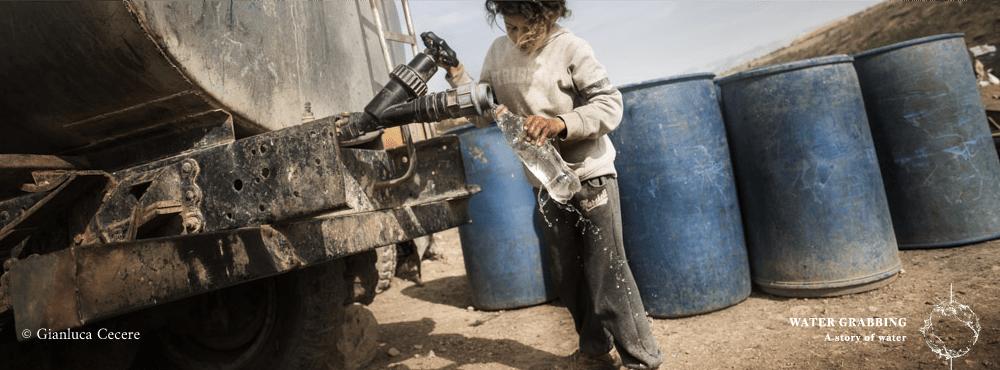 BioEcoGeo_Watergrabbing, a story of Water