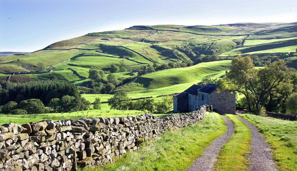 North Yorkshire, dal web