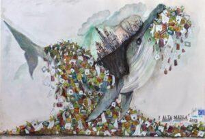 Bozzetto Alta Marea di Roberto Vannucci
