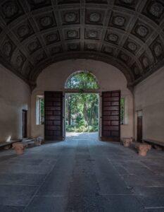 Palazzo Barbetta via Cavour 13, cortesia Interno Verde