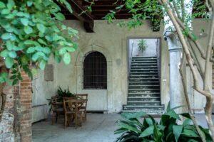 Interno Verde Mantova giardino 44