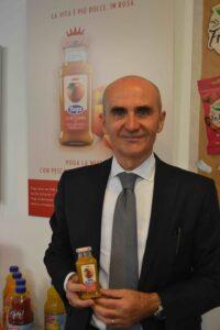 Pier Paolo Rosetti, direttore generale di Conserve Italia