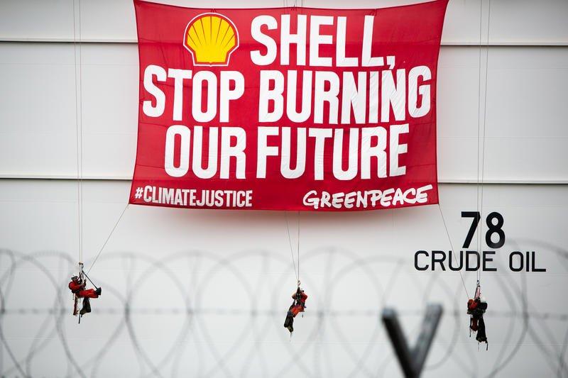 BioEcoGeo Shell emissioni