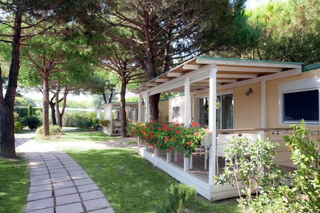 I 12 Campeggi green in Italia
